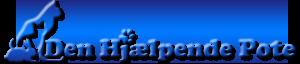 Den Hjælpende Pote Logo