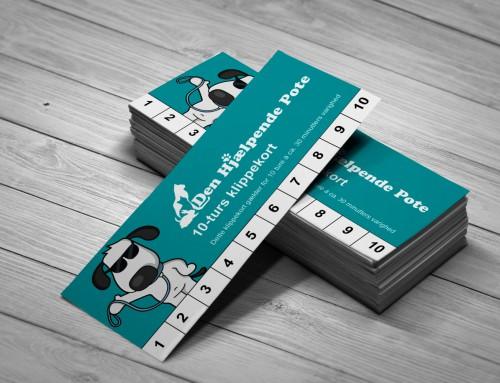 Klippe- og måneds-kort