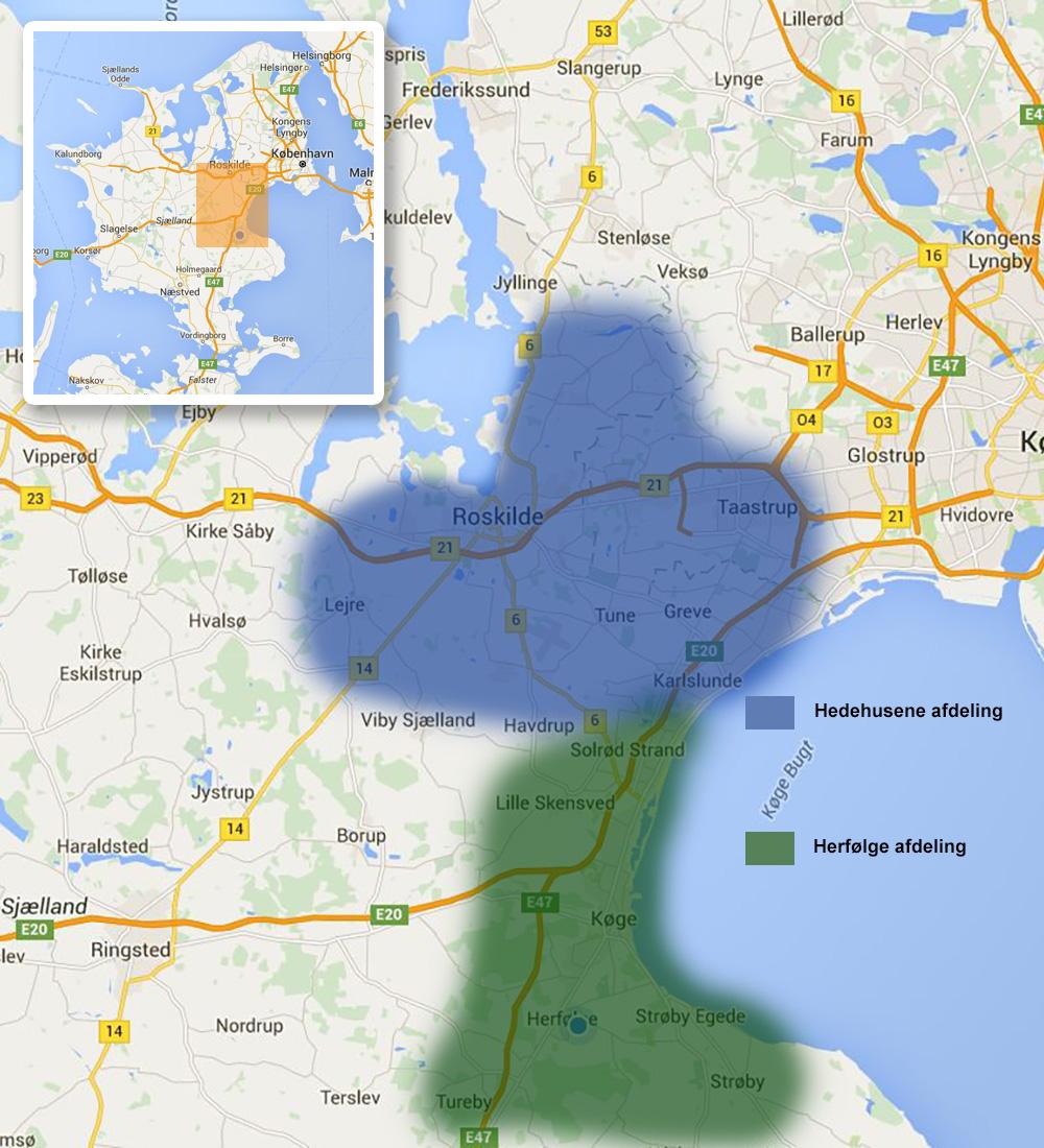 Nyt samarbejde Nyt samarbejde Google maps